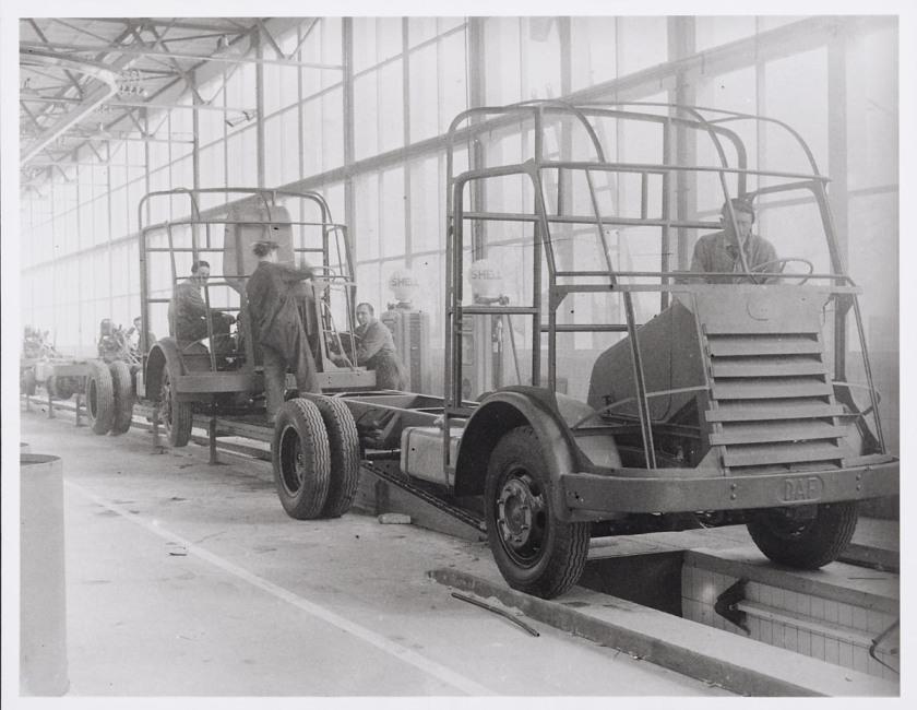 1950 DAF Produktielijn