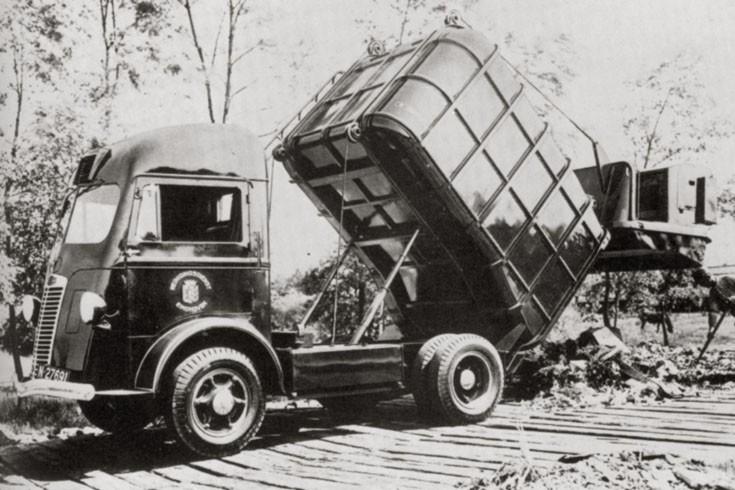 1951 DAF 36132