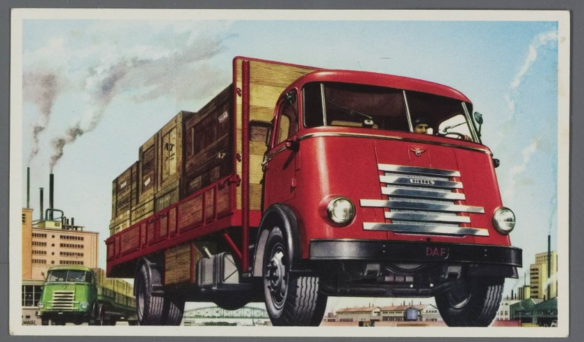 1951 DAF 6 streper