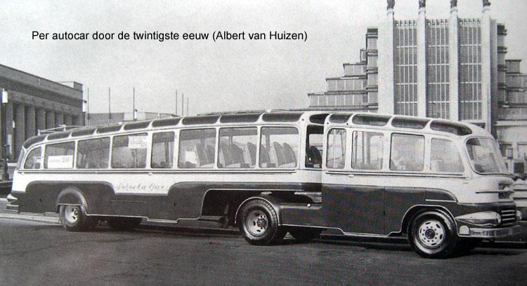 1951 DAF-AUTOCAR Carr Verleure