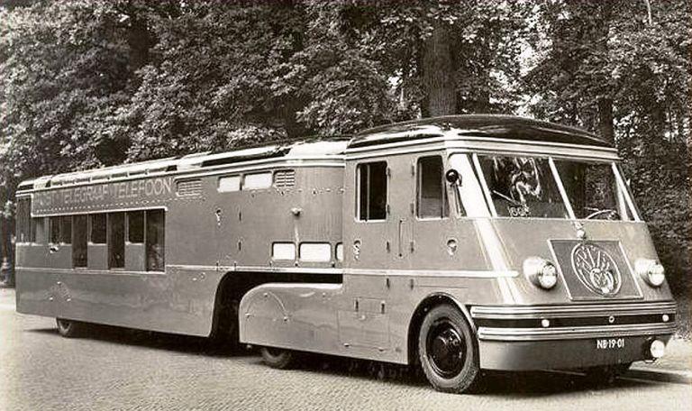 1952 DAF 4x4