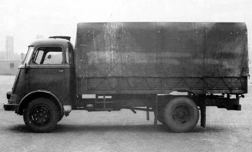 1952 DAF A 40 1
