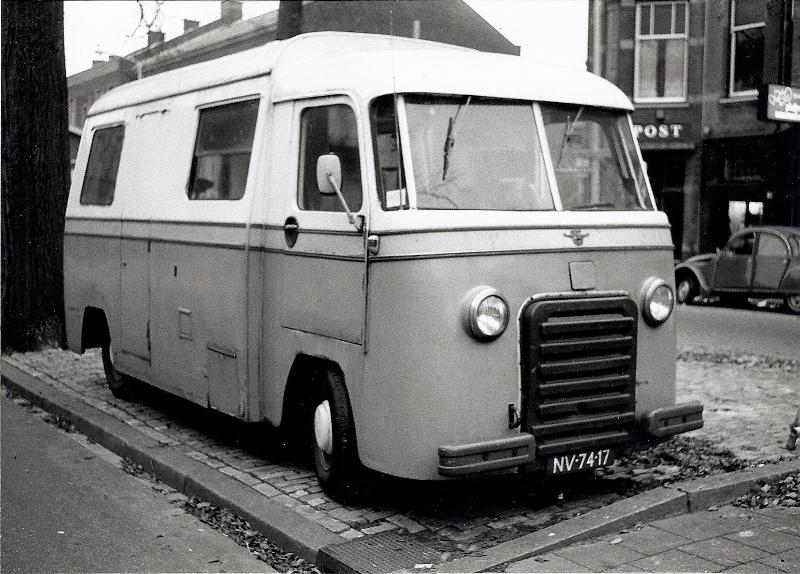 1952 DAF A10 NV-74-17