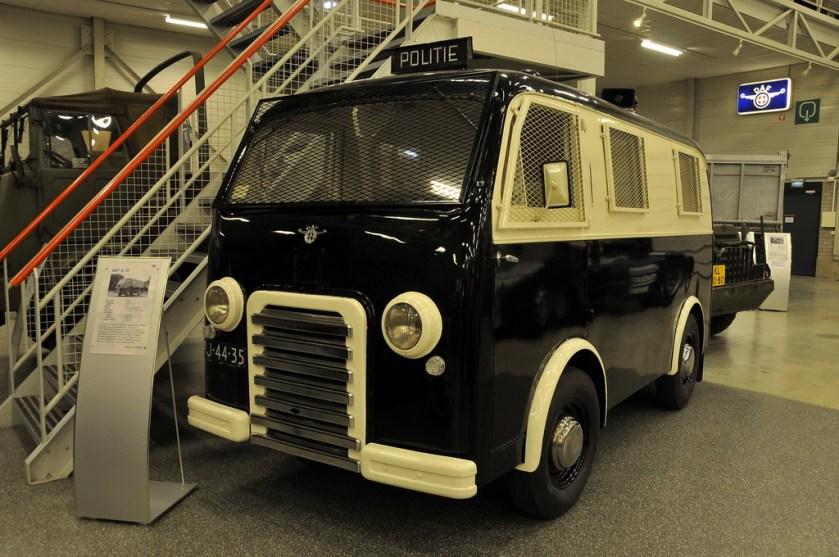 1952 DAF A10 Politie
