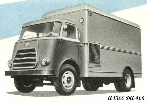 1952 DAF A1300DA-406