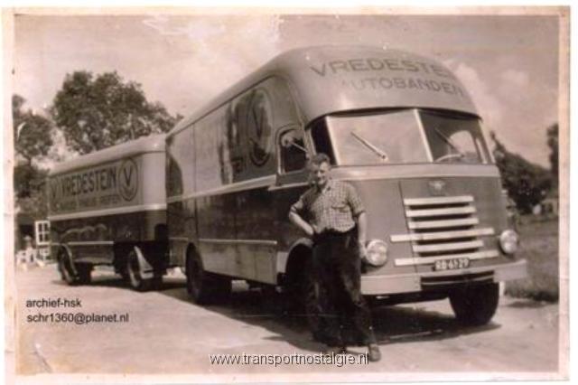 1952 daf A50 vredestein