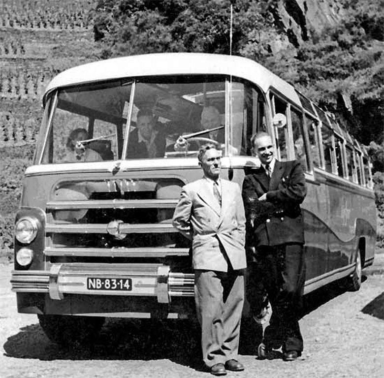 1952 DAF B1527R58 Edesche Carrosseriefabriek Gebr. Van Eerten NB-83-14 (2)