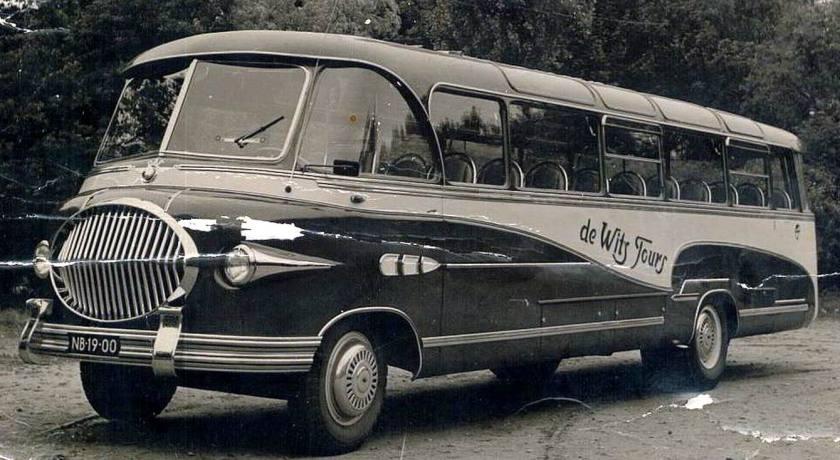 1952 DAF B50 NB-19-00