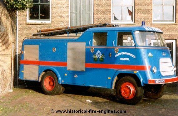 1952 Daf Bavaria Beieren D