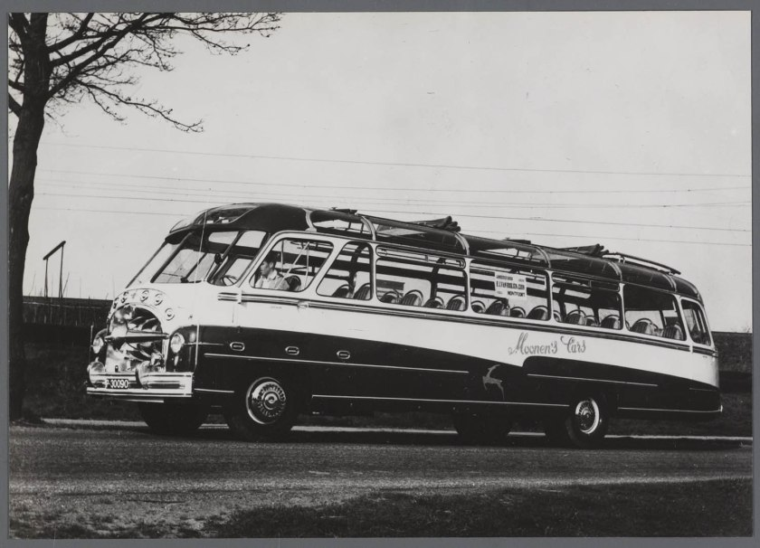 1952 DAF BD52 van rooijen, Moonen Cars uit valkenburg