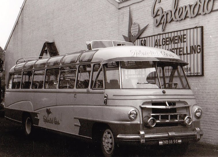 1952 DAF carr. Den Oudsten NB-18-98
