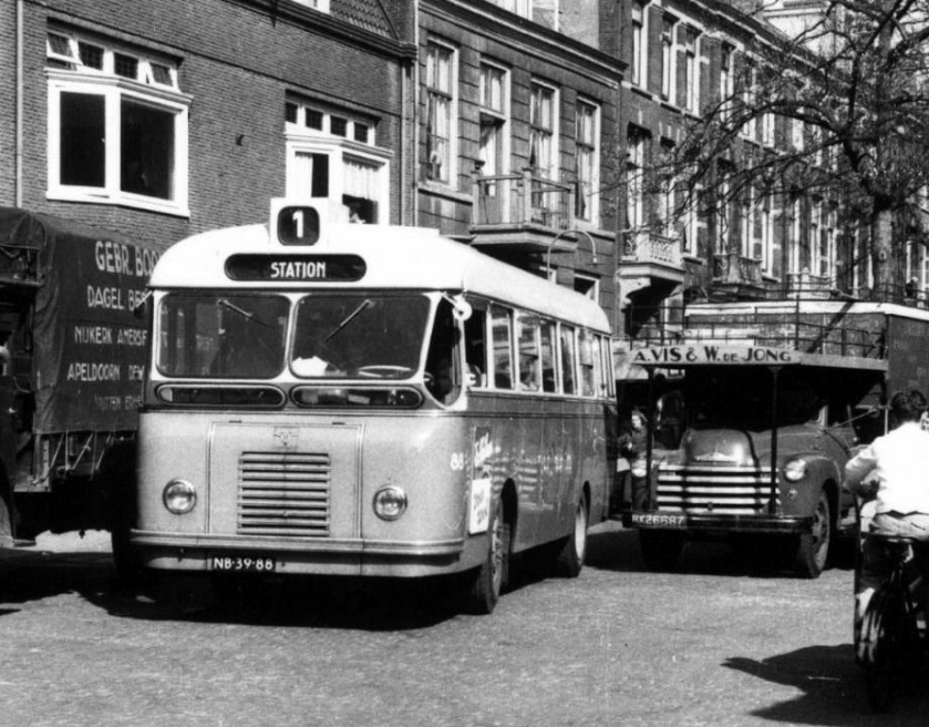 1952 DAF carr. Domburg NB-39-88