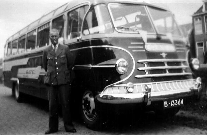 1952 DAF Chevrolet