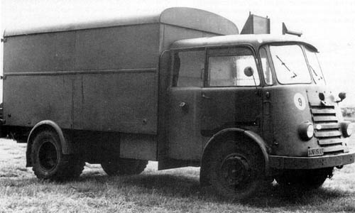 1952 DAF D 50 1