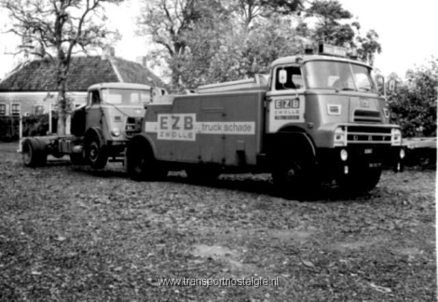1952 DAF DAF ezb1