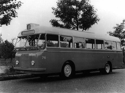 1952 DAF Domburg nr 76