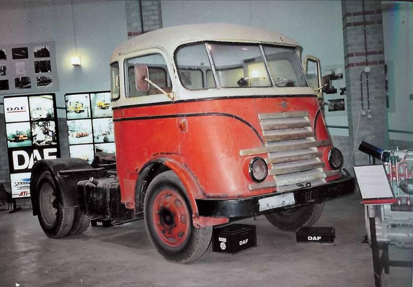 1952 daf DT 10 tonner
