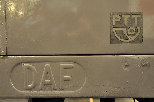 1952 DAF PTT
