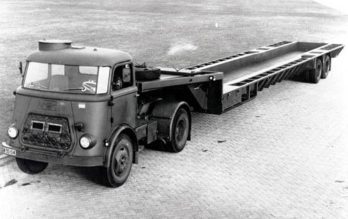 1952 DAF T 1502 1