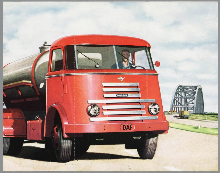 1952 DAF the DAF Program a