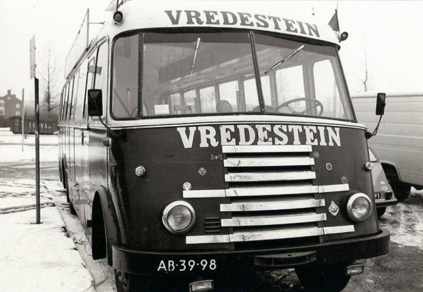 1952 DAF Vredestein AB 39 98