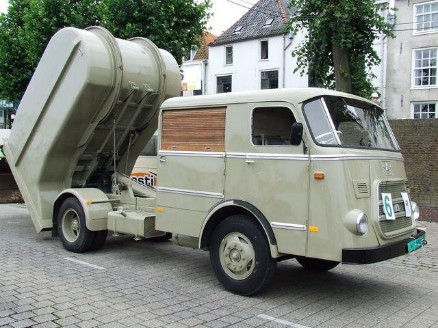 1952 DAF Vuilniswagen (3)
