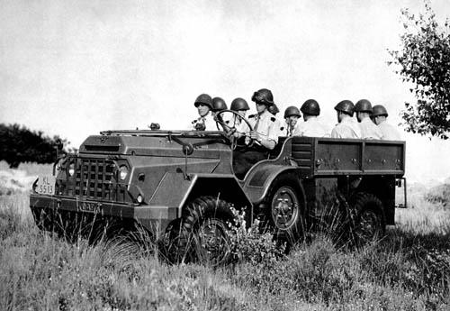 1952 DAF YA 126 102