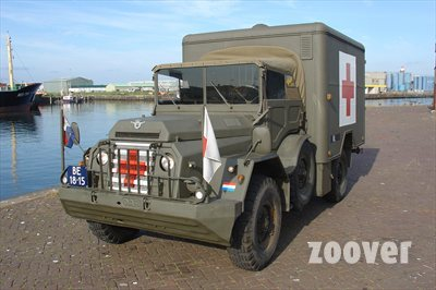 1952 Daf-ya-126-ambulance