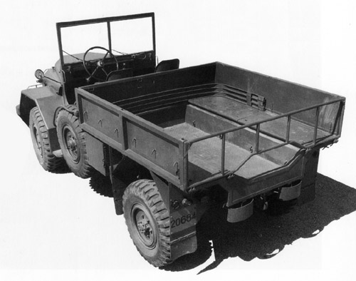 1952 DAF YA 126 Prototype 1 01