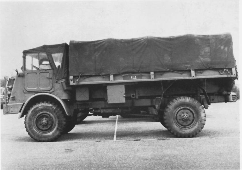 1952 DAF YA 314 cargo