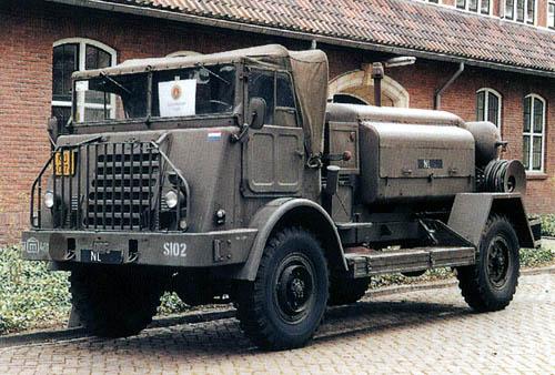 1952 DAF YA 314 compressor 2