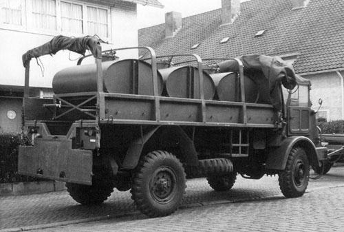 1952 DAF YA 314 waterwagen 102
