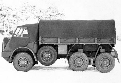 1952 DAF YA 318 202