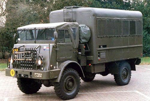 1952 DAF YA 324 102