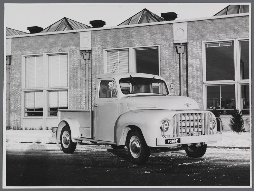 1953 DAF A107 Pick-up
