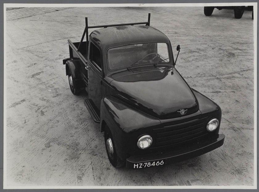 1953 DAF Besteltruck