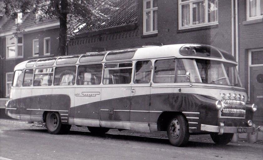 1953 DAF carr. Jonggerius NB-77-92