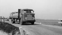 1953 DAF de A-30 (3 ton) en de A-50 (5 ton)
