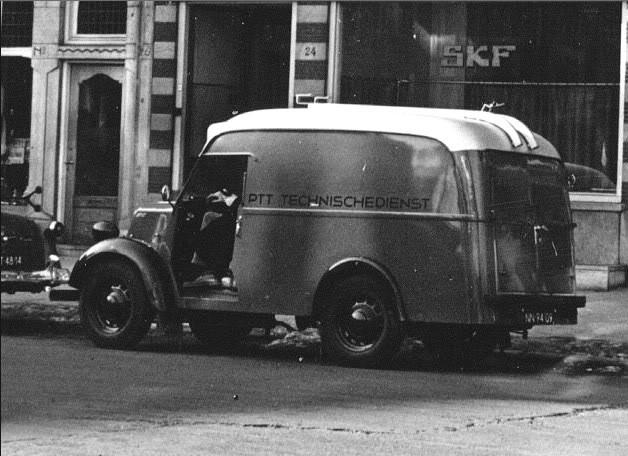 1953 DAF PTT NN-94-09