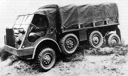 1953 DAF YA-318  2