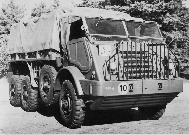 1953 DAF YA 328