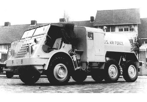 1953 DAF YF-318  1