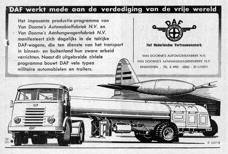1954 10 Adv DAF