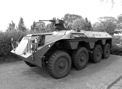 1954-68 DAF YP 408 102