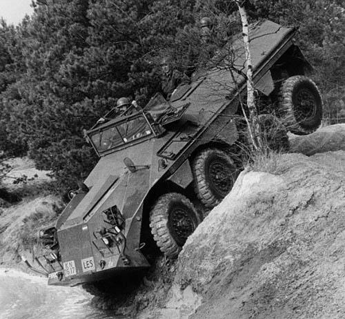 1954-68 DAF YP 408 Les 1