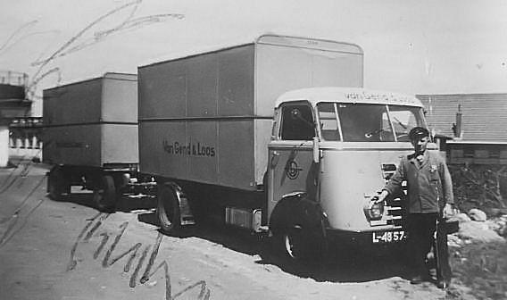1954 Daf 1300