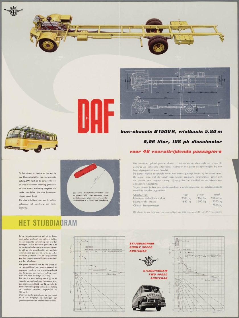 1954 DAF B 1500R d