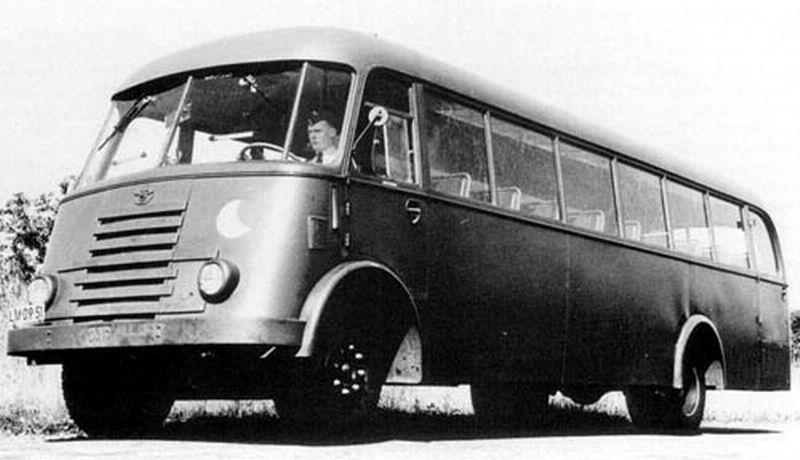 1954 DAF B 52