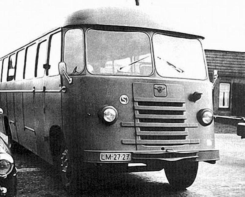 1954 DAF B1300