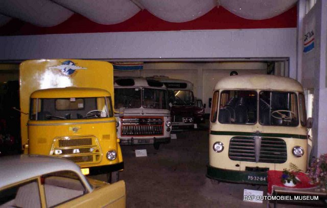 1954 DAF Bus rechts